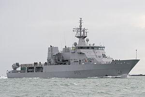 HMNZS Wellington (P55) - Image: MC 10 0180 011.NEF Flickr NZ Defence Force