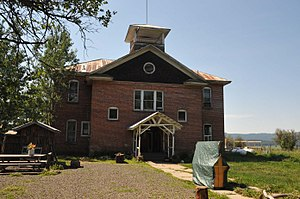 National Register of Historic Places listings in Adams County, Idaho
