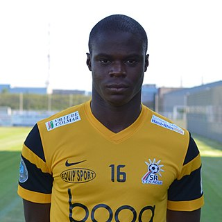 Cédric Mensah footballer