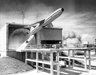 MGM-13 Mace - CGM-13 test launch at Cape Canaveral