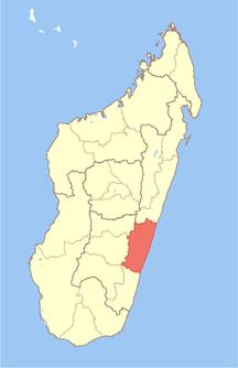 Vatovavy Fitovinany Region
