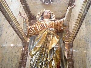 Ħamrun - Our Lady of Atoċja