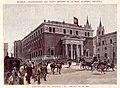 Madrid, inauguración del nuevo edificio de la Real Academia Española. Alrededores del edificio a la llegada de SS. MM..jpg