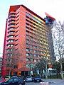 Madrid - Hotel Silken Puerta América 1.JPG