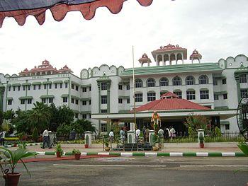 English: Madurai High Court