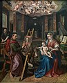 Maerten de Vos - Saint Luke painting the Madonna.jpg