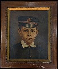 Maestro Francisco Braga (infância)