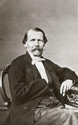 Magnus von Wright - Magnus von Wright (1860s).