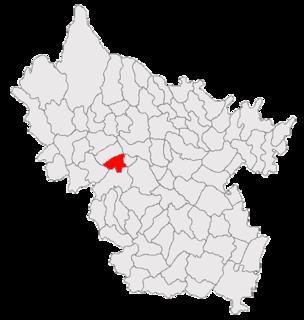 Măgura, Buzău Commune in Buzău County, Romania