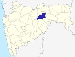 Washim district - Image: Maharashtra Washim