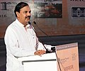 Mahesh Sharma addressing at the inauguration of the 'Bharat Parv', organised by the Government of India as part of the Independence Day celebrations from 12th to 18th August, 2016, at Rajpath Lawns, India Gate, in New Delhi.jpg