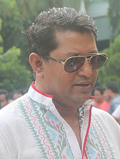 Mahfuz Ahmed Bangladeshi film actor, presenter, model and producer