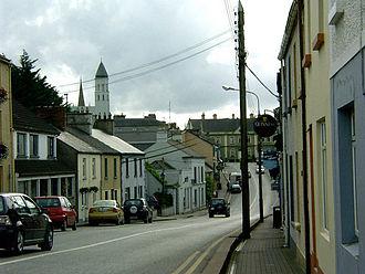 Belturbet - Main Street, Belturbet