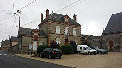 Mainvilliers (Loiret) - 07 - Mairie.jpg