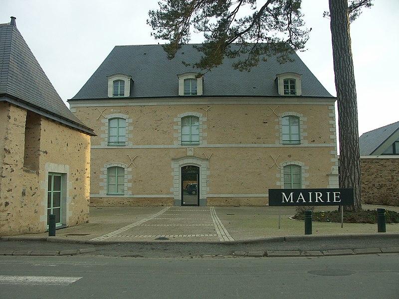 Mairie de La Meignanne (ex-presbytère)