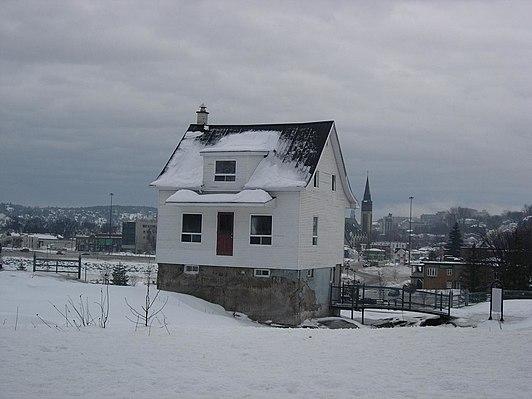 Saguenay flood