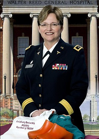 Walter Reed Army Medical Center - Carla G. Hawley-Bowland
