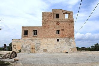 Aħrax Tower - Aħrax Tower