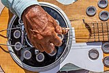 Man playing Brazilian folk music on Marco Zero.jpg