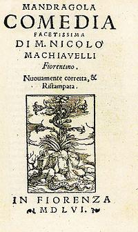 The Mandrake cover