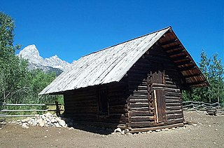 Manges Cabin United States historic place