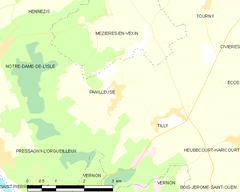 Map commune FR insee code 27449.png