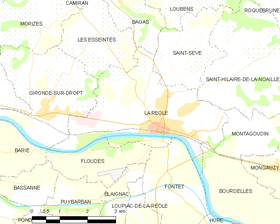 Map commune FR insee code 33352.png