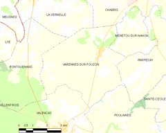 Map commune FR insee code 36229.png