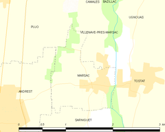 Map commune FR insee code 65299.png