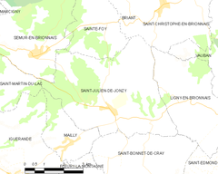 Map commune FR insee code 71434.png