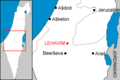 Map of Lehavim cs.png
