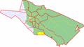 Map of Oulu highlighting Metsokangas.png