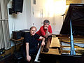 Marc Minier et Richard Clayderman 2 (2012).jpg