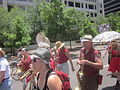 March Against Monsanto New Orleans Poydras Band 2.JPG
