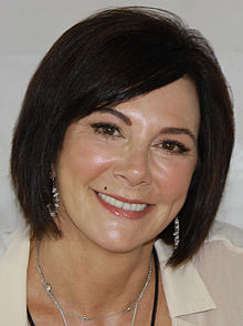 Marcia Clark at the 2011 Texas Book Festival