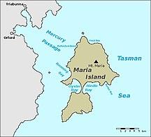 Maria Island--Maria Island edited