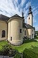 Maria Rain Kirchenstrasse 61 Pfarrkirche Mariä Himmelfahrt NO-Kapelle 13072018 3865.jpg