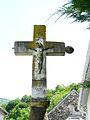 Marignac (31) cimetière croix.JPG