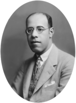 Mário de Andrade at age 35, in 1928
