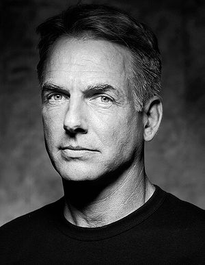 Mark Harmon photographed by Jerry Avenaim.