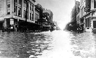 1915 Galveston hurricane Category 4 Atlantic hurricane in 1915