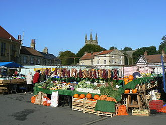 Helmsley - Helmsley Market Place