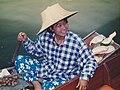 Market seller on a boat in Thailand.jpg