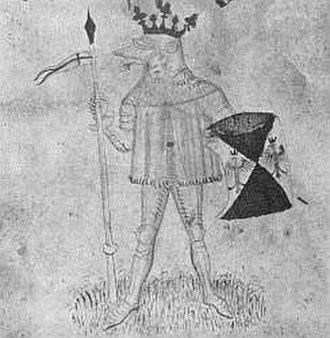 Martin I of Sicily - Image: Martin 1Sicilsky