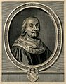 Martin Richer de Belleval. Line engraving by A. Rousselet, 1 Wellcome V0000450.jpg