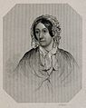 Mary Somerville (Fairfax). Line engraving by F. Croll after Wellcome V0005546ER.jpg
