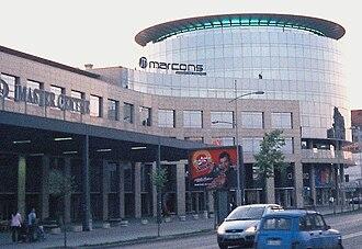 Sajmište, Novi Sad - Image: Master centar 02