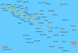 Mataiva - Mataiva in French Polynesia