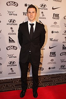 Matt McKay Australian association football player