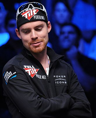 Matthew Jarvis (poker player) - Jarvis at the 2010 World Series of Poker main event